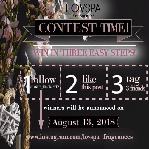 LOVSPA_FRAGRANCES INSTAGRAM GIVEAWAY