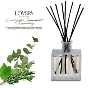 Eucalyptus Spearmint & Rosemary Luxury Diffuser